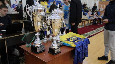 Women's First League 2017/2018 awarding ceremony