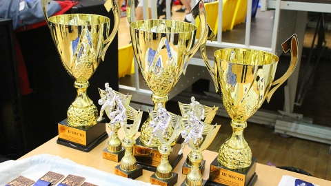 Higher League among men's teams 2018/2019 awarding ceremony