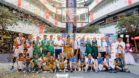 FIBA CABA Quest Stop 3x3 - Playoff and awarding ceremony